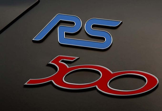 Ford Focus RS : un retour de la RS500 ? #1