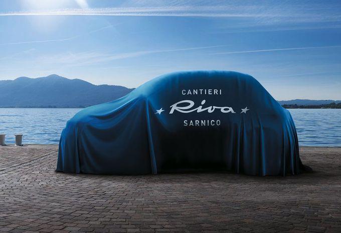 Fiat 500 Riva : cadeau d'anniversaire #1