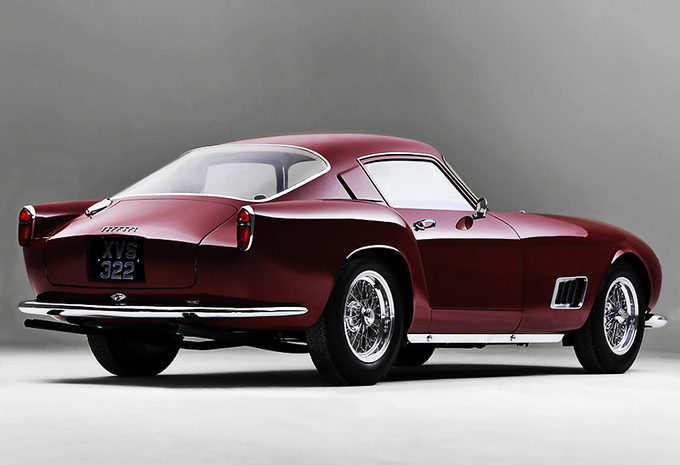 1956 ferrari 250gt om op te eten autowereld. Black Bedroom Furniture Sets. Home Design Ideas