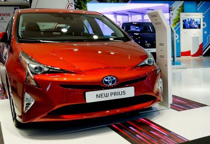Toyota : la marque à la plus grande valeur devant BMW #1