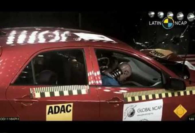 Tests Latin-NCAP décevants pour la Kia Picanto et la Peugeot 208 #1