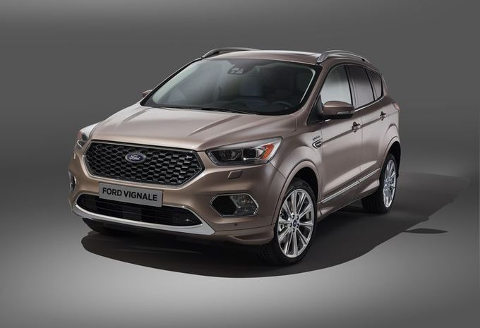 Ford Kuga Vignale: stijlvolle hightech-SUV #1