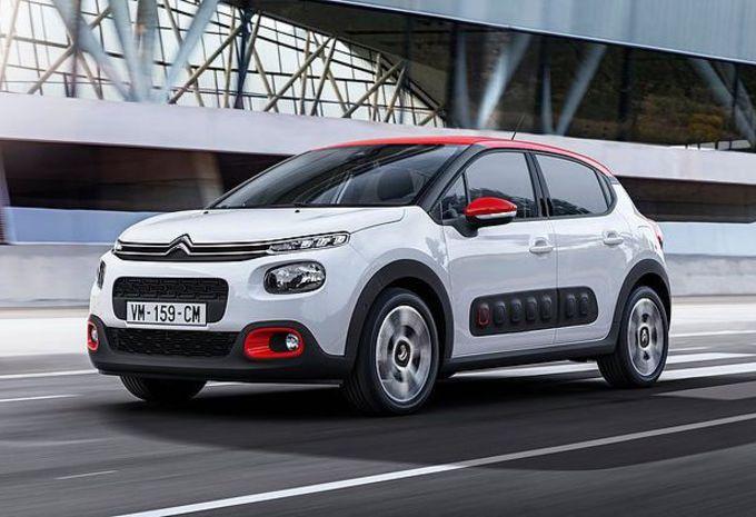 Citroën C3 : photos en fuite sur le web #1