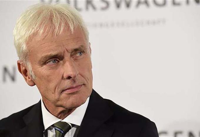 Affaire VW : Matthias Müller ne veut pas indemniser les clients en Europe #1