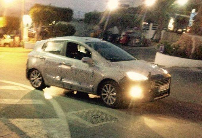 La Ford Fiesta en Espagne #1