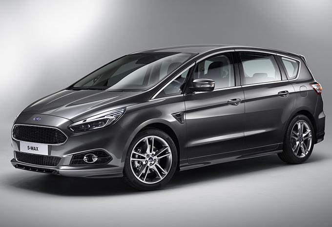 Ford drukt het verbruik van de Mondeo, S-Max en Galaxy #1