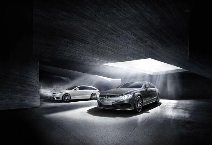 Mercedes CLS et CLS Shooting Brake Final Edition #1