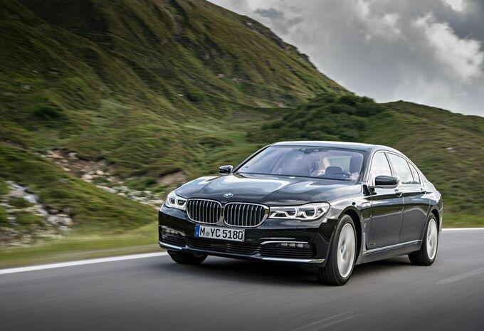 BMW 740e iPerformance : hybrides de grand luxe #1