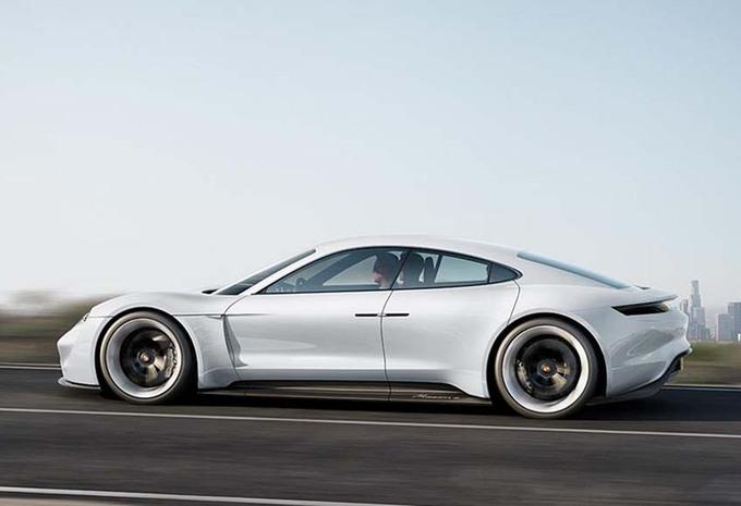 Porsche crée 1.400 emplois pour la « Mission E » #1