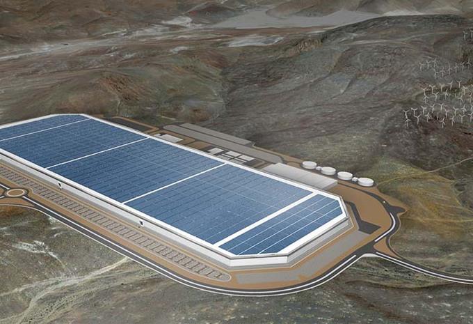 Tesla : la Gigafactory ouvre ses portes ce vendredi  #1