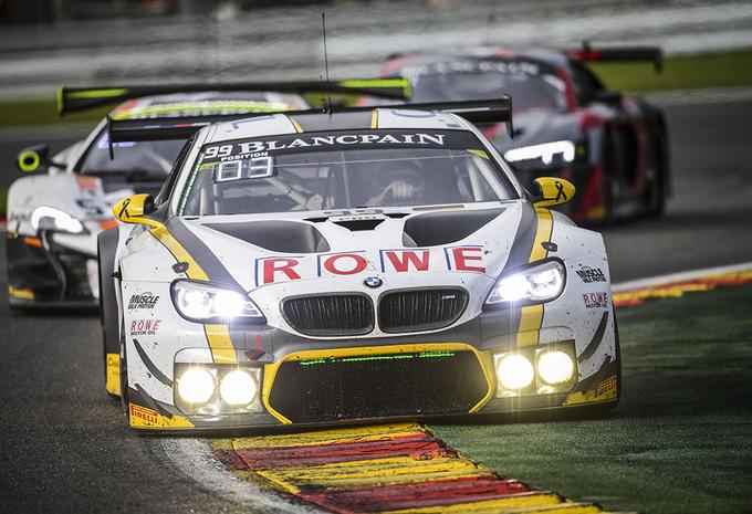 Maxime Martin wint spectaculaire 24 Uur van Spa met BMW #1