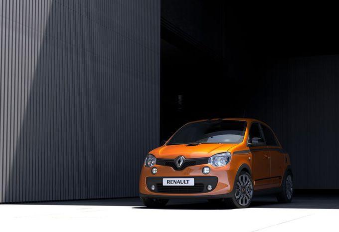 Pas de Renault Twingo RS #1