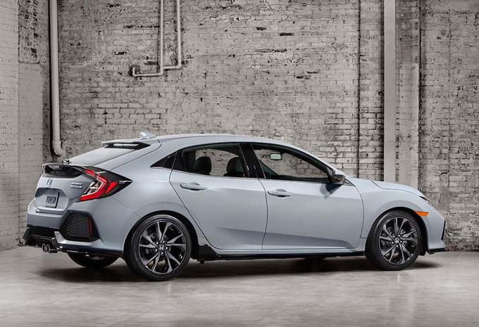 Honda Civic : Lancée aux USA #1