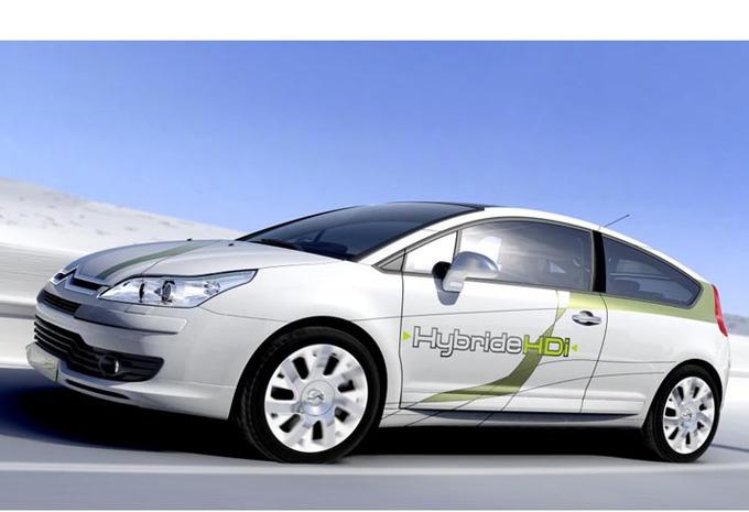 citro n c4 hybride moniteur automobile. Black Bedroom Furniture Sets. Home Design Ideas