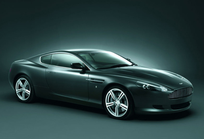 Sports Pack voor Aston Martin DB9 #1