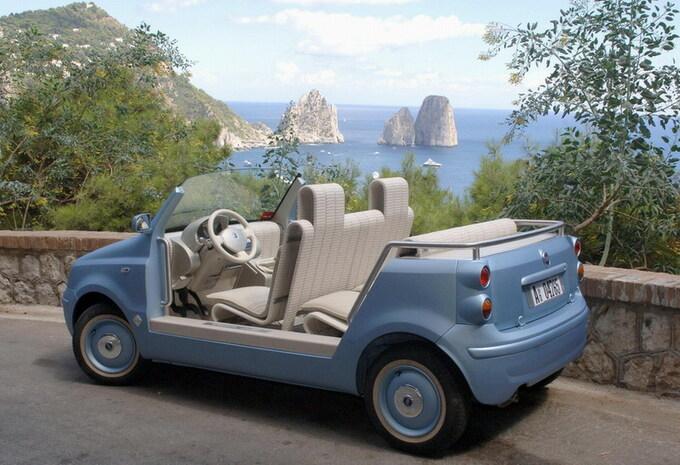 Fiat Panda Jolly : voir Capri autrement #1