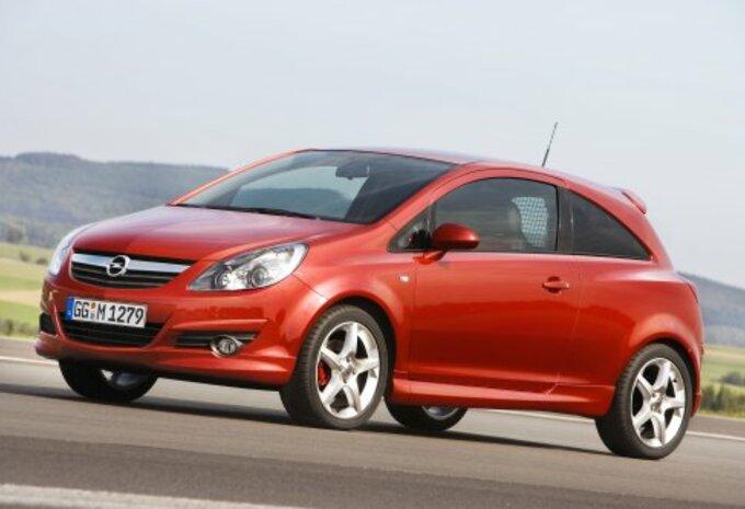 Opel CorsaVan  #1