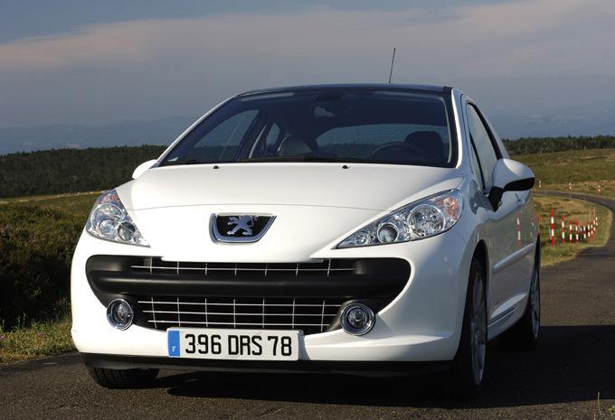 Peugeot 207 1.6 THP #1