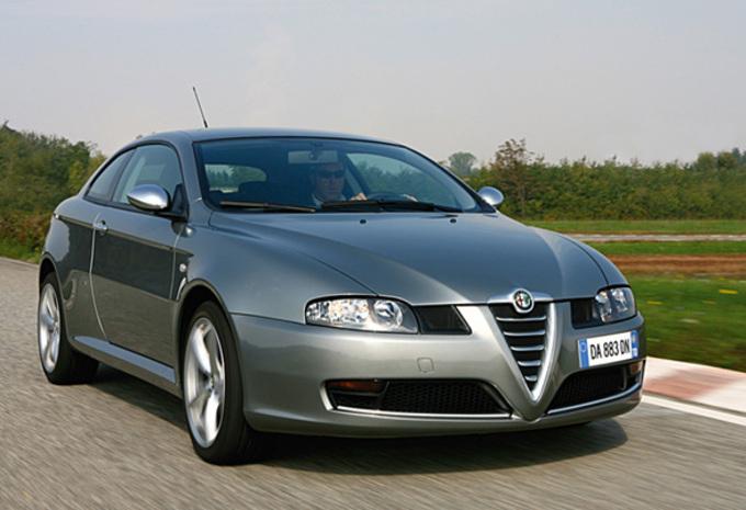 Alfa GT Q2 #1