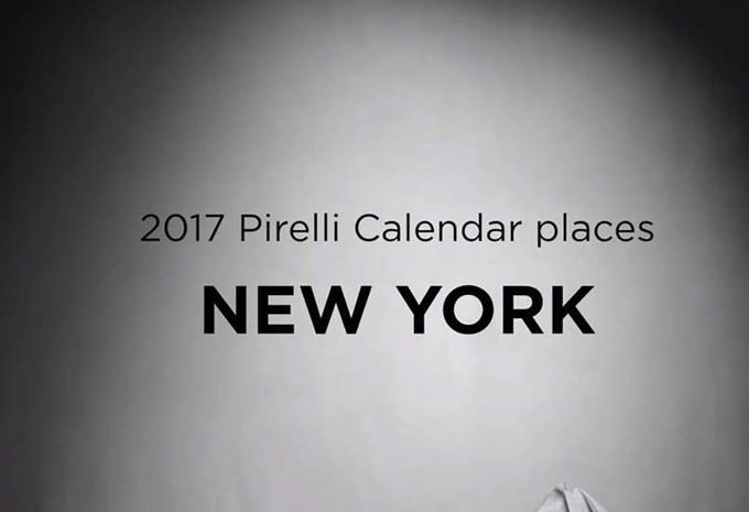 pirelli le calendrier 2017 est en marche moniteur automobile. Black Bedroom Furniture Sets. Home Design Ideas