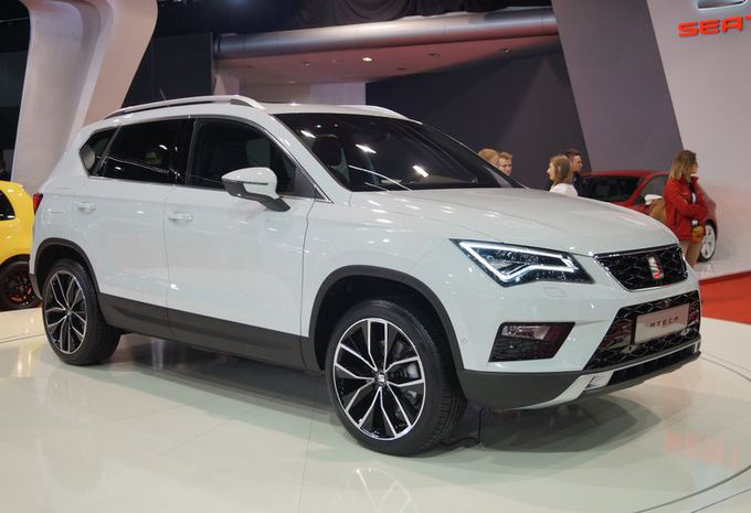 seat ateca cupra in aantocht autogids. Black Bedroom Furniture Sets. Home Design Ideas