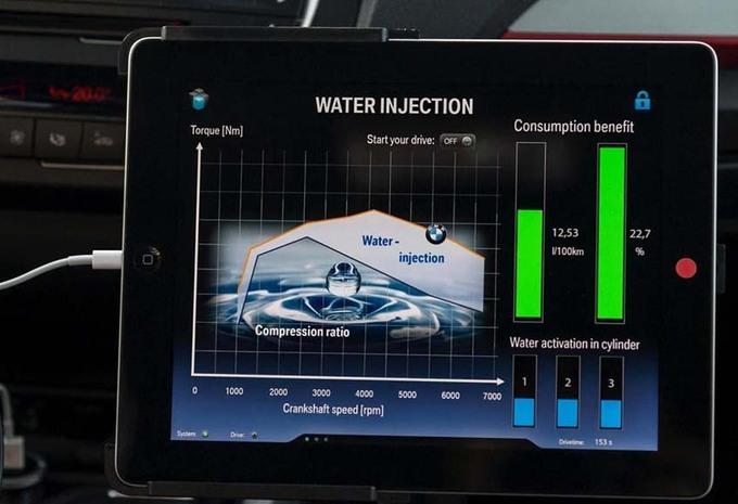 BMW : Bientôt plus de moteurs à injection d'eau #1