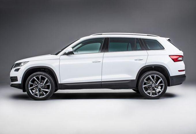 Le grand SUV Škoda est officiellement dévoilé. Le Kodiaq, mesurant ... Volkswagen Occasions