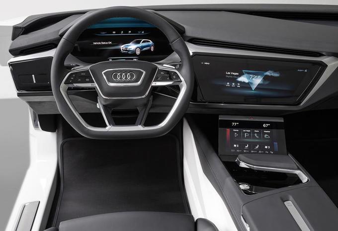 Audi : une planche de bord « virtuelle » pour la nouvelle A8  #1
