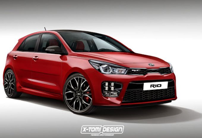 kia la future rio gt moniteur automobile. Black Bedroom Furniture Sets. Home Design Ideas