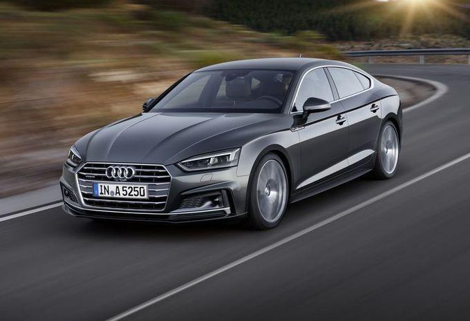Audi A5 et S5 Sportback : comme le coupé #1