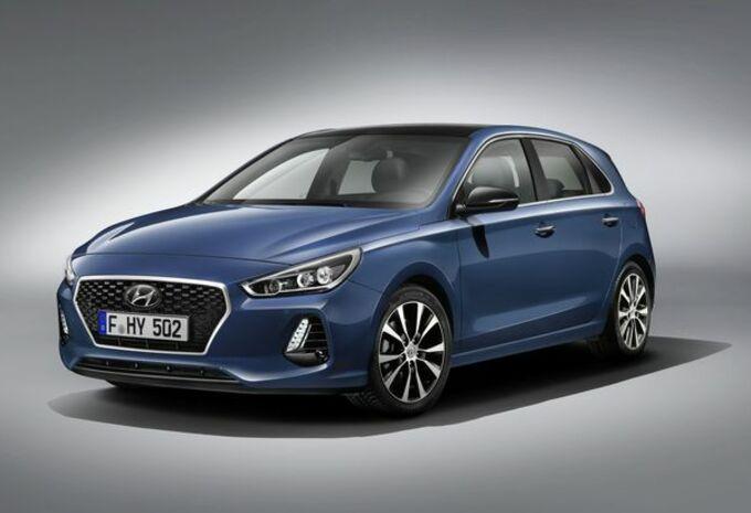 Hyundai i30 : Vive l'Europe #1