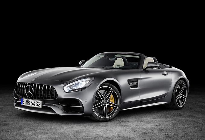 Mercedes-AMG GT Roadster met vitamine C #1