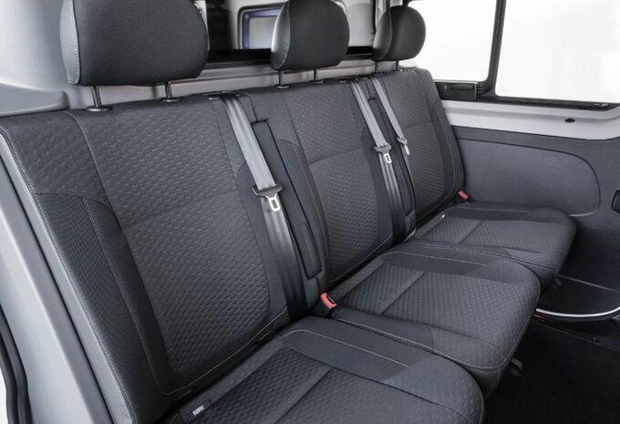 nieuw model opel vivaro sport werken is sporten autogids. Black Bedroom Furniture Sets. Home Design Ideas