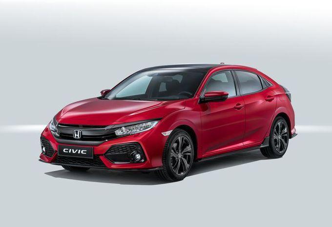 Honda Civic : Retour aux sources ! #1