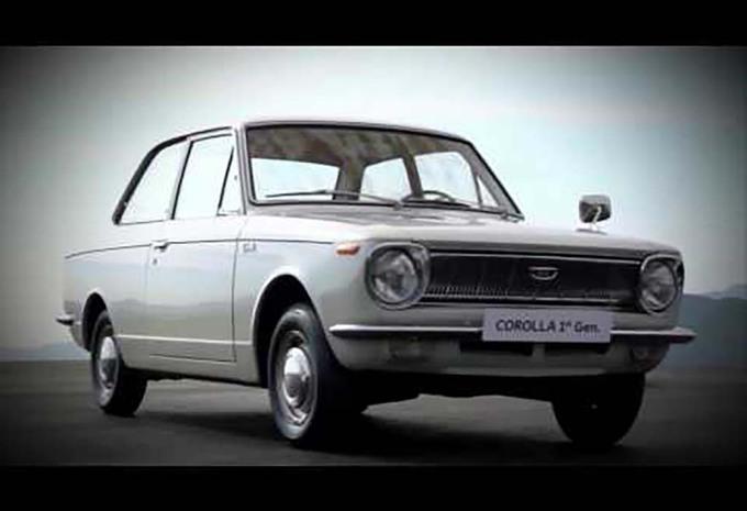 Vidéo : Happy birthday Corolla ! #1