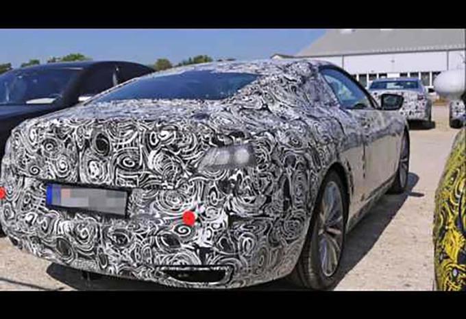 BMW Série 8 : Elle est en développement ! #1