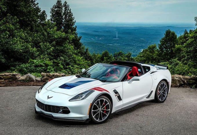 Chevrolet Corvette Grand Sport : elle arrive #1