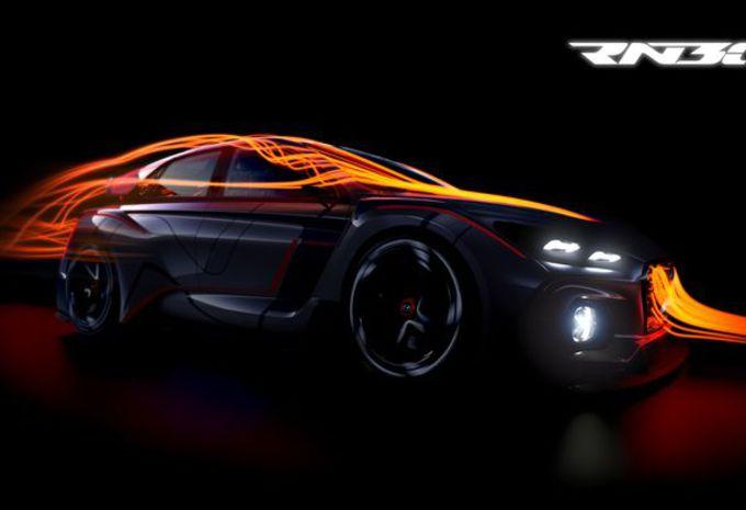 Hyundai RN30 Concept : du muscle à Paris #1