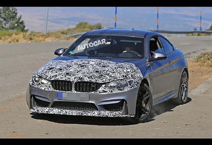 BMW M4 : Un air de GTS ? #1