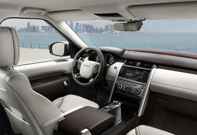 Nieuwe Land Rover Discovery wil 's werelds beste familie-SUV zijn #11