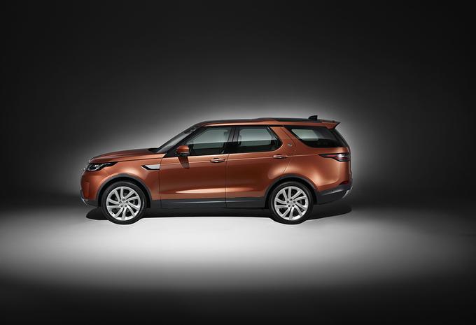 Nieuwe Land Rover Discovery wil 's werelds beste familie-SUV zijn #3