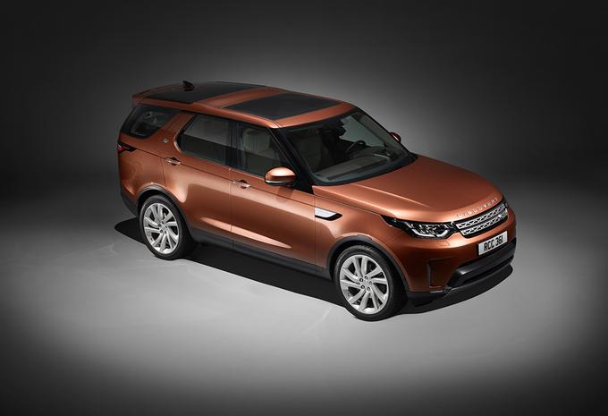 Land Rover Discovery : Le meilleur des SUV familiaux #1