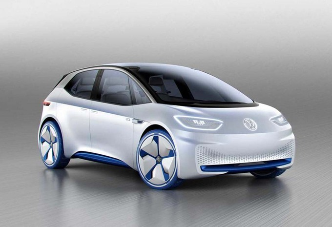 volkswagen id concept update tous les d tails moniteur automobile. Black Bedroom Furniture Sets. Home Design Ideas