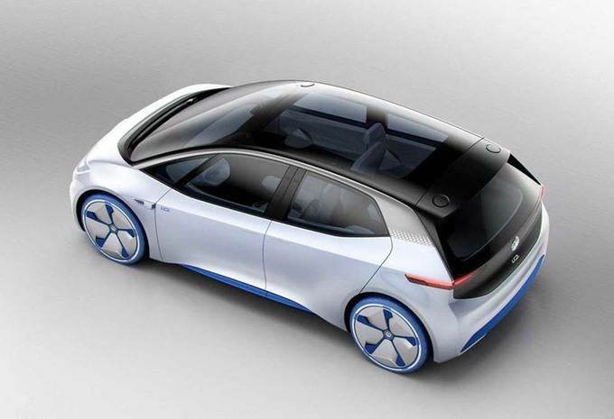 Hoe de ID Concept de VW Kever van de 21e eeuw wil worden #1