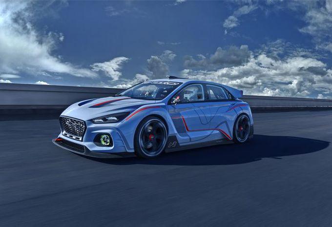 Hyundai RN30 : concept à l'ADN sportif #1