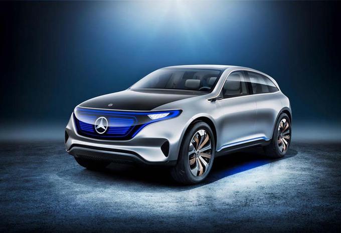 Mercedes Generation EQ Concept : le Model X dans le viseur... #1