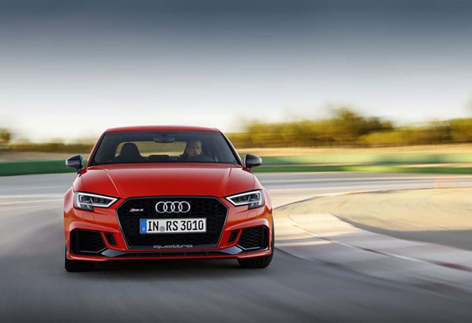 Audi RS3 berline : 400 ch ! #1
