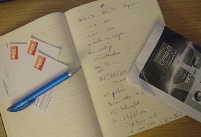 Ons notaboekje van het autosalon