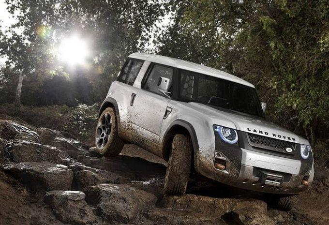 Land Rover Premi 232 Res Sorties Confirm 233 Es Pour Le Defender