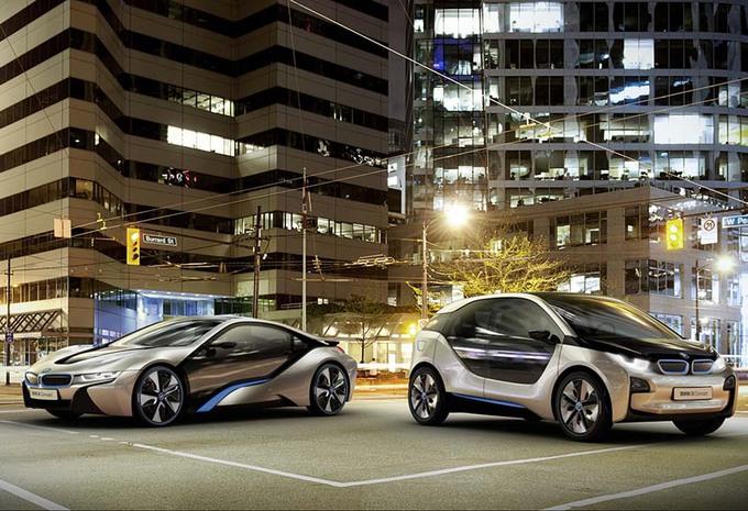 BMW : Deux nouvelles électriques en 2020 #1